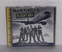 Iron Maiden: Flight 666 The Original Soundtrack - CD Album - 2 Discs